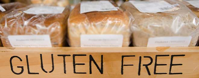 10 Gluten Free Snacks