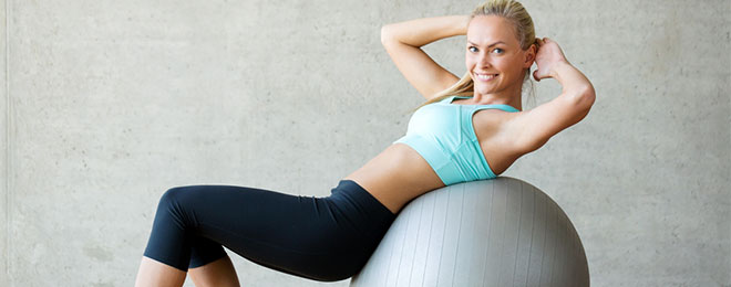 18 Awesome Stability Ball Exercises