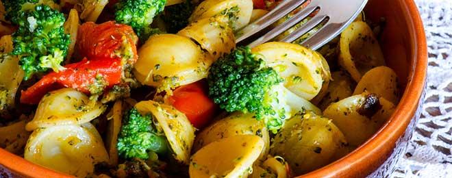 8 Healthy Vegetarian Recipes