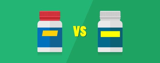 Aleve vs Ibuprofen: What Are the Differences?