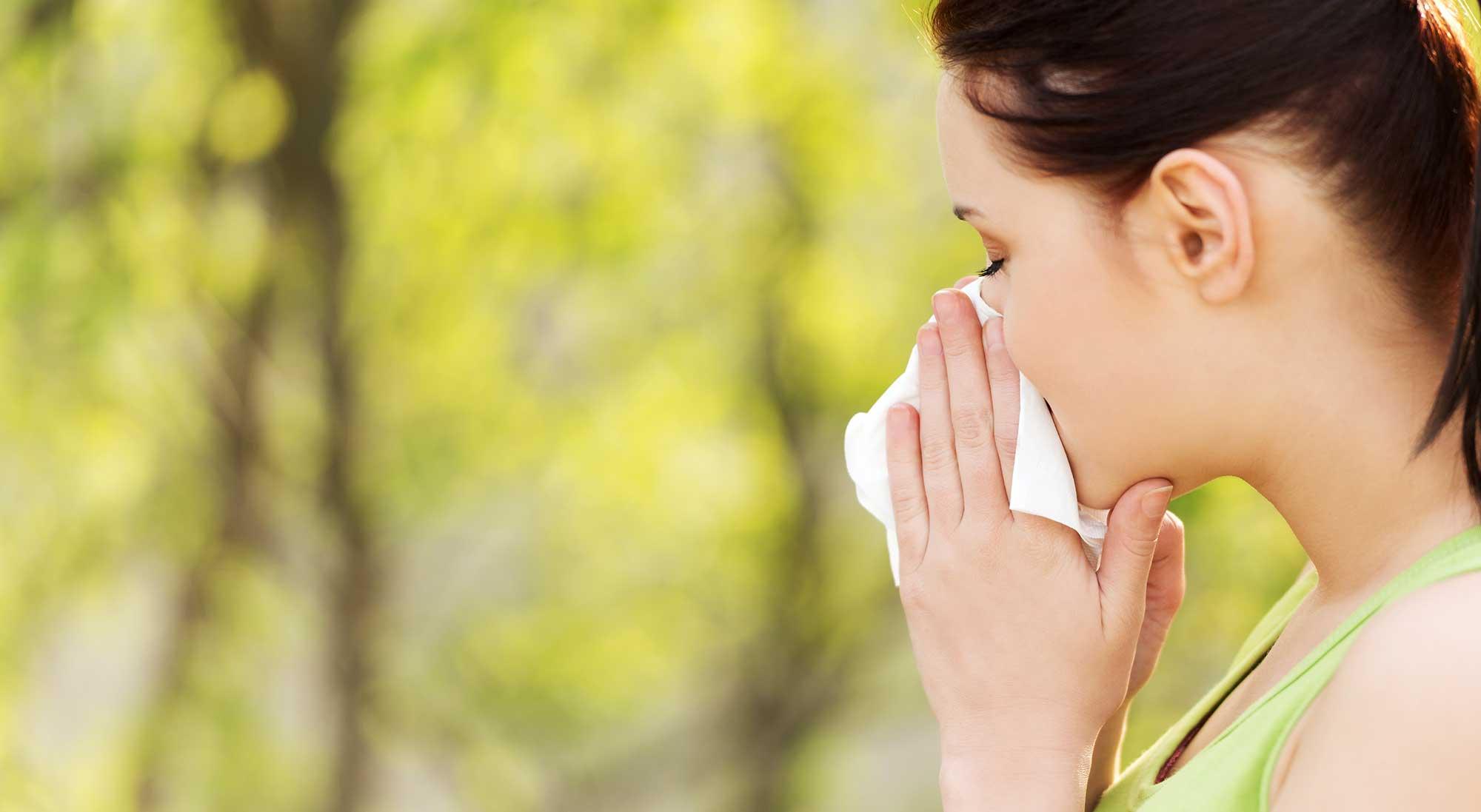 Allergy Season – How To Overcome It