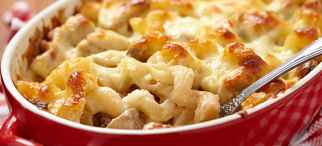 Greek Yogurt Mac & Cheese