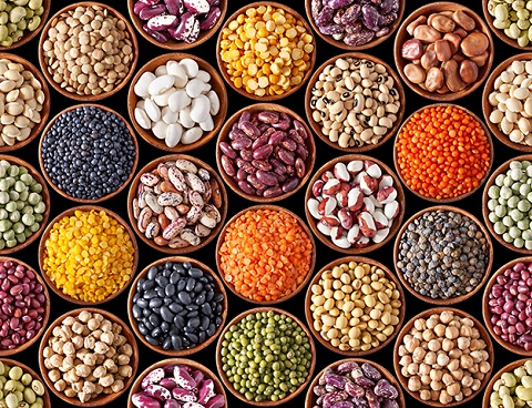 How to increase iron levels quickly: eat legumes