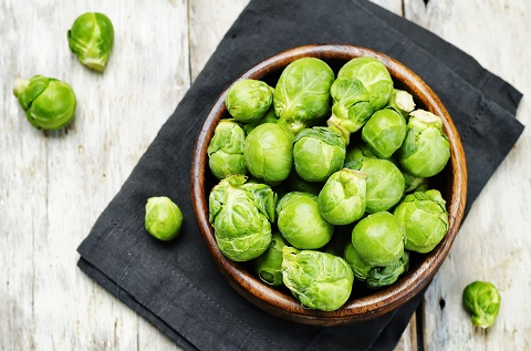 How to increase iron levels quickly with brussels_sprouts