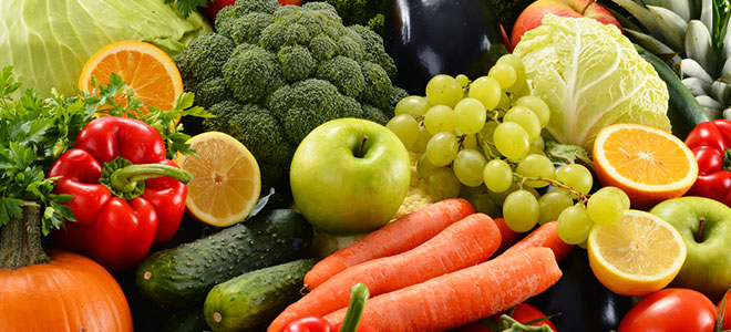 The Nutritional Benefits of Healthy Fruits and Vegetables