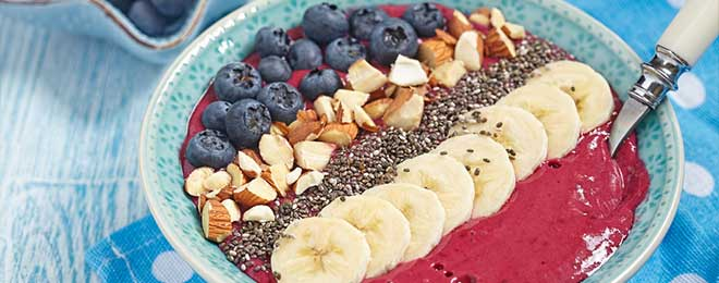 Smoothie Bowls Are The New Health Rage
