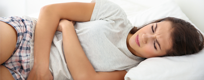 Symptoms of fibroids